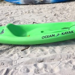 Ocean Kayak Bonzai - lime green