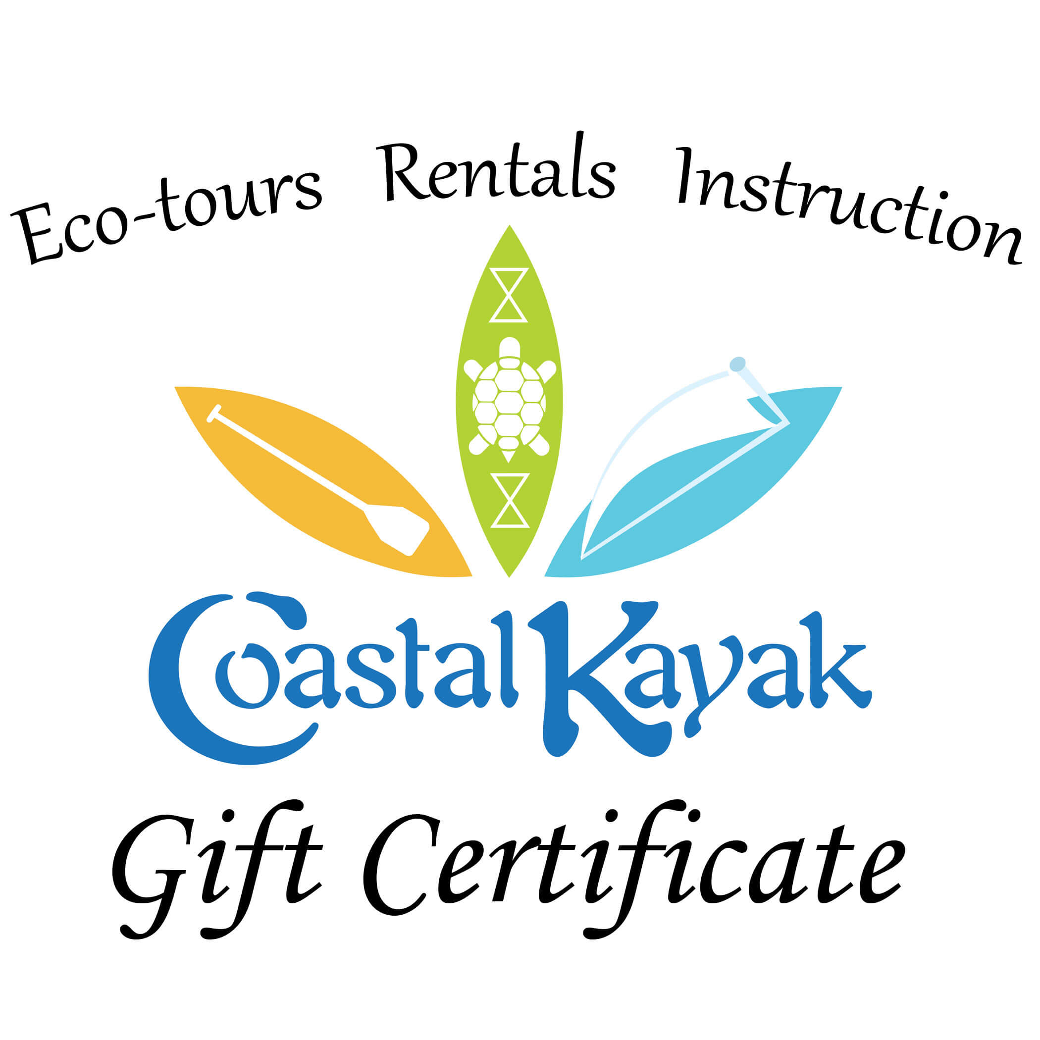 Gift Certificates Fenwick De Kayak Tours Rentals Paddleboards