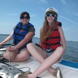 sailing girls instruction 1